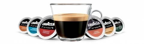 Lavazza Firma - Machines et capsules de café