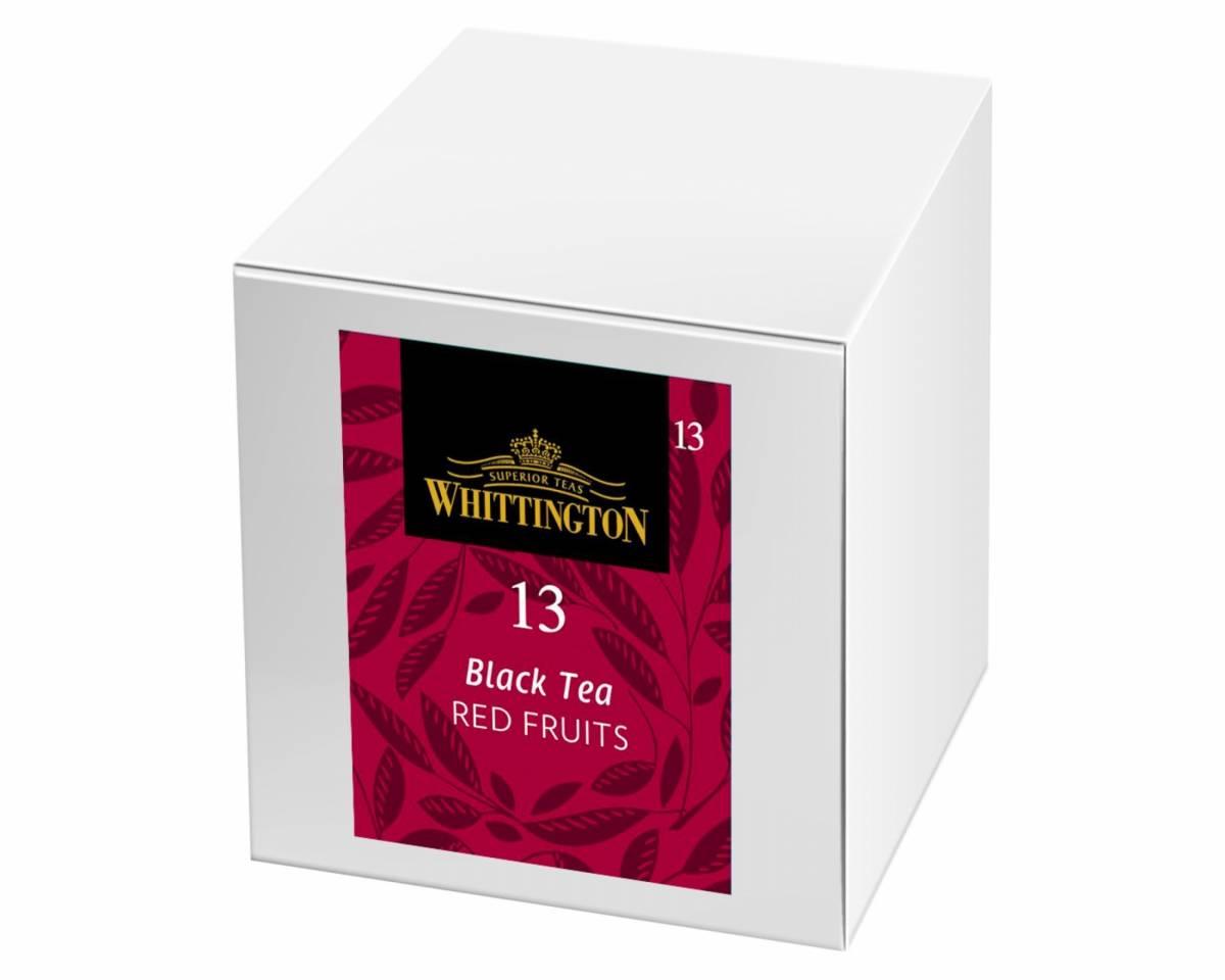 Pack Thé fruits rouges