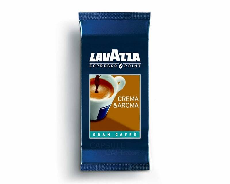 Crema & Aroma Gran Caffé