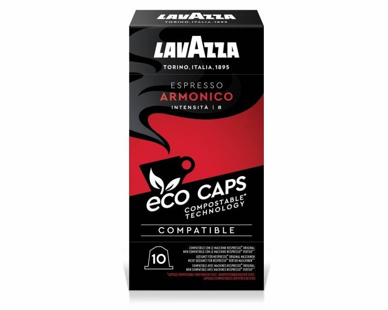 Armonico Éco Caps - Compatible Nespresso Biodégradable